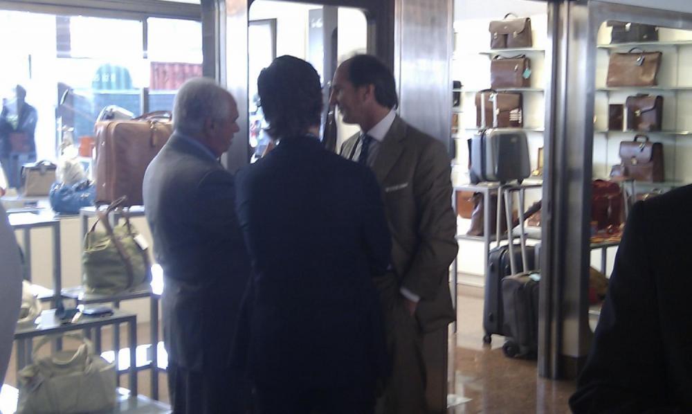 Antonio Tempestilli a colloquio con Franco Zavaglia e Andrea Pasini