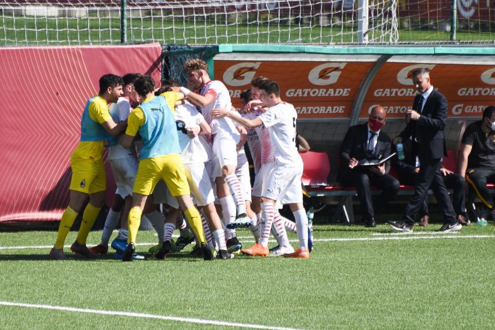 AS Roma U18 vs AC Milan U18 1-1