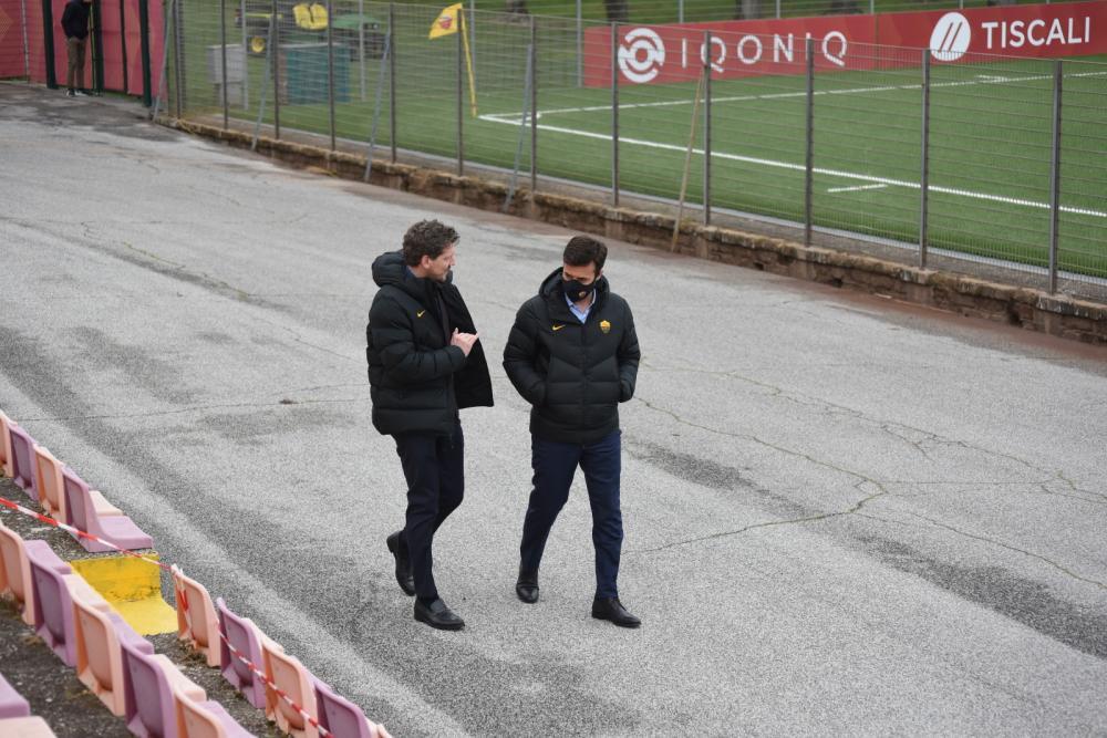 Tiago Pinto e Maurizio Lombardo